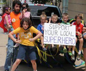 Super Hero run – Sept 22